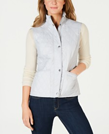 Barbour Summer Liddlesdale Quilted Vest