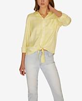 a6e37e8fce49c Sanctuary Hayley Tie-Front Shirt