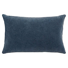"French Connection Liam Velvet ""16 x 24"" Decorative Throw Pillows"