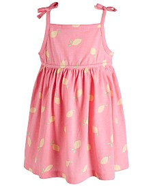 First Impressions Baby Girls Printed Sundress, Created for Macy's