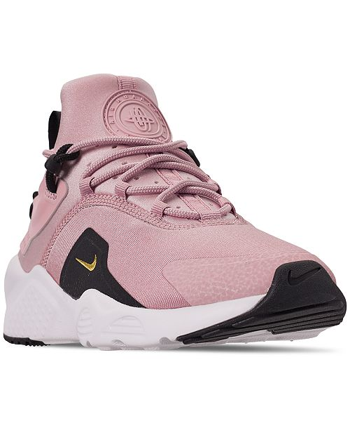 best cheap 521a5 4c0de ... Nike Women s Air Huarache City Move Casual Sneakers from Finish ...