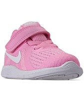 d26d097eecc64 Nike Toddler Girls  Revolution 4 Athletic Sneakers from Finish Line