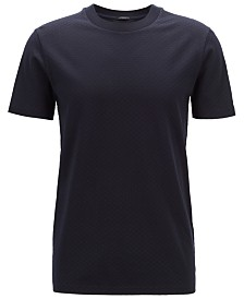 BOSS Men's Regular/Classic Fit Cotton T-Shirt