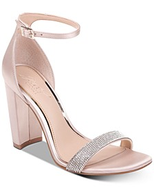 Jewel by Badgley Mischka Keshia III Evening Sandals