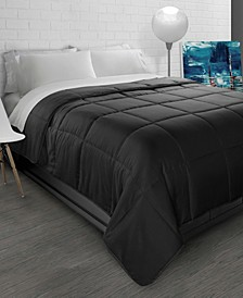 All-Season Soft Brushed Microfiber Down-Alternative Comforter Collection
