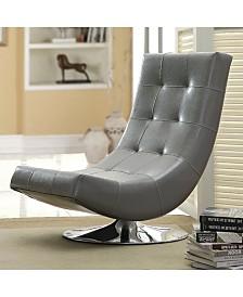 Benzara Contemporary Style Swivel Chair