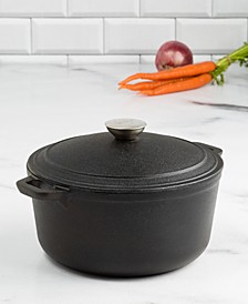 5-Qt. Cast Iron Dutch Oven, Created for Macy's
