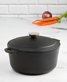 Goodful 5-Qt. Cast Iron Dutch Oven, Created for Macy's