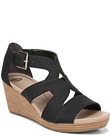 Dr. Scholl's Women's Bailey Wedge Sandals
