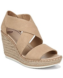 0e556caa855 STEVEN by Steve Madden Excited Wedge Sandals   Reviews - Sandals ...