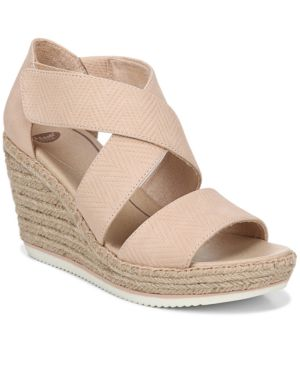 DR. SCHOLL'S | Dr. Scholl's Women's Vacay Wedge Sandals Women's Shoes | Goxip