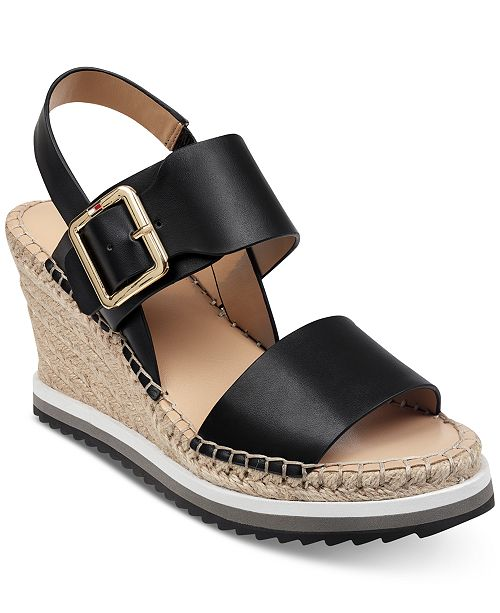 cff4e505d Tommy Hilfiger Yazzi Wedge Sandals  Tommy Hilfiger Yazzi Wedge Sandals ...