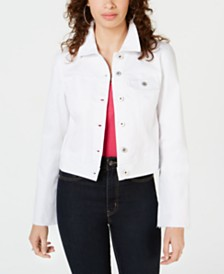 American Rag Juniors' Denim Jacket, Created for Macy's