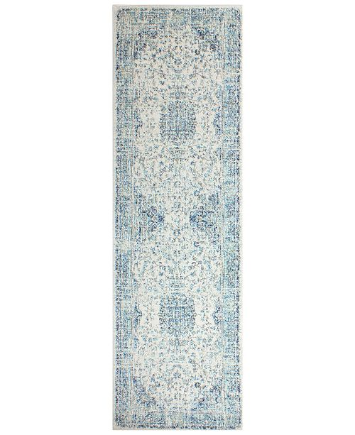 """BB Rugs Medley 5446A Ivory 2'6"""" x 8' Runner Area Rug"""