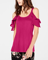 cd460a29aacc0 Off the Shoulder Tops  Shop Off the Shoulder Tops - Macy s
