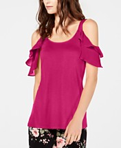 471a39111ba Lowest Price of the Season Womens Tops - Macy s