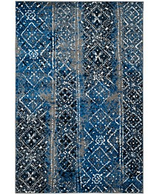Safavieh Adirondack Silver and Multi 4' x 6' Area Rug
