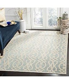 "Martha Stewart Collection Rainwater 8' x 11'2"" Area Rug, Created for Macy's"