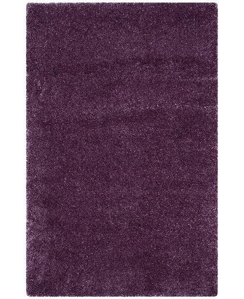 Safavieh Reno Purple 4' x 6' Area Rug