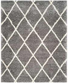 "Safavieh Montreal Gray and Ivory 8'6"" x 12' Area Rug"