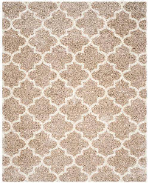 """Safavieh Montreal Beige and Ivory 8'6"""" x 12' Area Rug"""