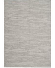 "Safavieh Courtyard Light Gray 2' x 3'7"" Sisal Weave Area Rug"