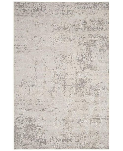 Princeton Beige And Gray 4 X 6 Area Rug