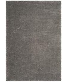 Colorado Shag Light Gray 4' x 6' Area Rug
