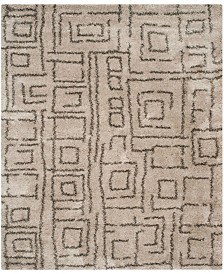"Safavieh Belize Taupe and Gray 8'6"" x 12' Area Rug"