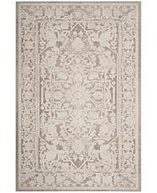 Reflection Beige and Cream 6' x 9' Area Rug