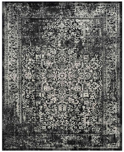 Safavieh Evoke Black and Gray 12' x 18' Area Rug