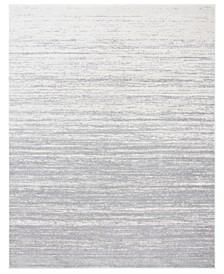 Adirondack Light Gray and Gray 11' x 15' Area Rug