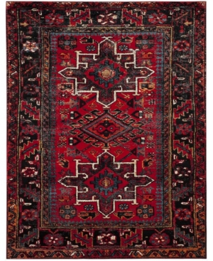Safavieh Vintage Hamadan Red and Multi 11' x 15' Area Rug Product Image