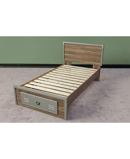 Payton Heavy Duty Wooden Bed Slats/Bunkie Board, Twn XL