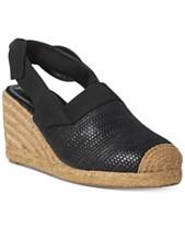 a6c20a4a73a Lauren Ralph Lauren Shoes for Women - Macy s
