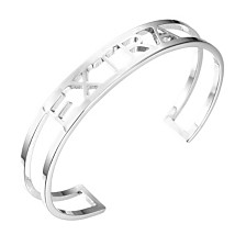 "ADORNIA ""EXTRA"" cuff bracelet"