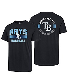 '47 Brand Men's Tampa Bay Rays Rival Slugger T-Shirt