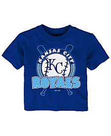 Outerstuff Kansas City Royals Fun Park T-Shirt, Toddler Boys (2T-4T)
