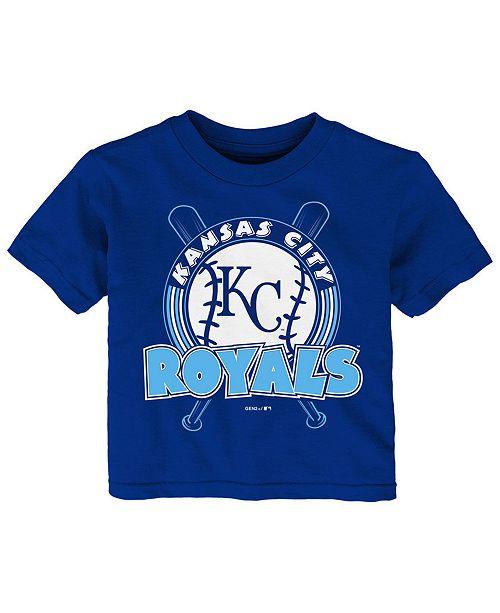 separation shoes 3e11d f5ae1 Kansas City Royals Fun Park T-Shirt, Toddler Boys (2T-4T)