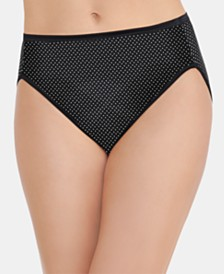 Vanity Fair Illumination® Hi-Cut Brief 13108, also available in extended sizes