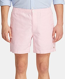 Men's Big & Tall Classic-Fit Drawstring Prepster Shorts