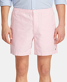 Polo Ralph Lauren Men's Big & Tall Classic Fit Prepster Shorts