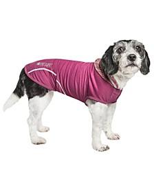 Pet Life 'Pull-Rover' Premium Performance Sleeveless Dog T-Shirt Tank Top Hoodie