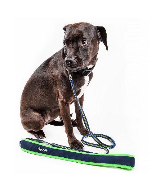 Pet Life Central Pet Life 'Free-Fetcher' Hands Free Over The Shoulder Shock Absorbent Dog Leash
