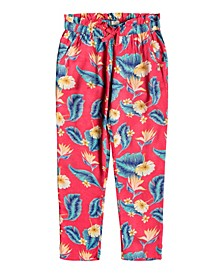 Girls Happiest Day Viscose Trouser