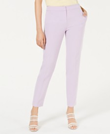 Bar III Bi-Stretch Pants, Created for Macy's