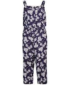 Epic Threads Big Girls 2-Pc. Floral-Print Tank Top & Pants Set, Created for Macy's