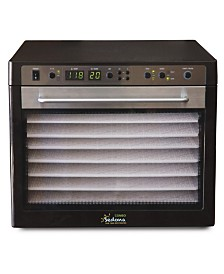 Tribest Sedona Combo Dehydrator with 9 BPA-Free Plastic Trays