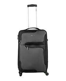 "3D-City 24"" Lightweight Softside Spinner Luggage"