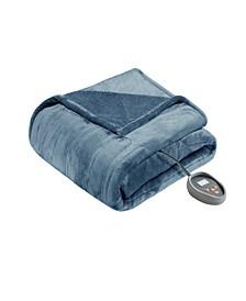 Microlight Berber Full Electric Blanket